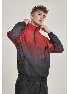 Gradient Pull Over Black/Red
