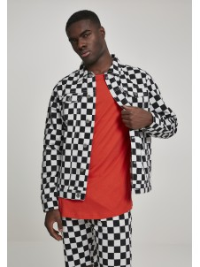 Check Twill Chess