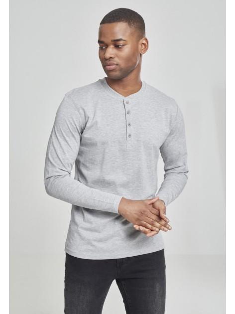 Basic Henley Grey
