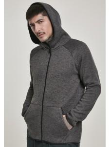 Knit Fleece Charcoal