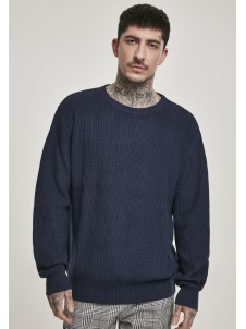 Cardigan Stitch Navy