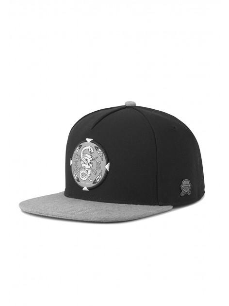 CS1091 Native Shield Black/Grey