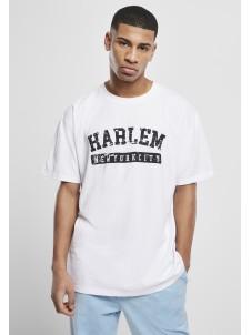 Harlem Tee White