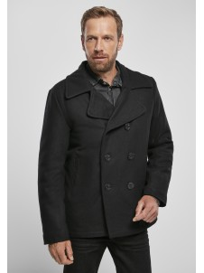Pea Coat Black