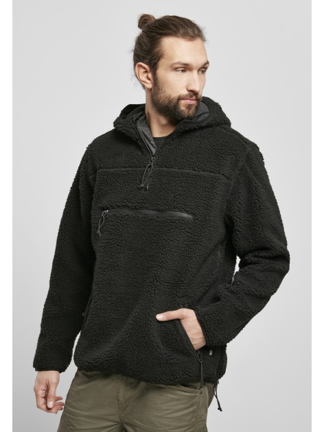 Teddyfleece Worker Black
