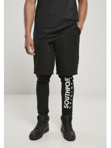 Fleece Shorts Black