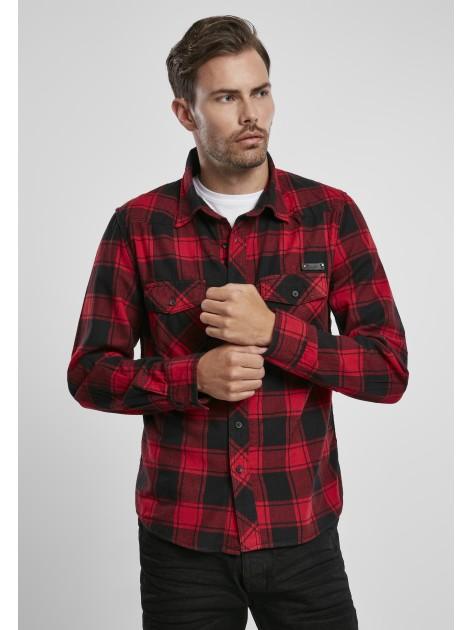 Checkshirt Red/Black