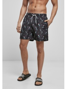 Pattern Swim Surf Aop