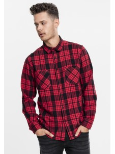 Checked Flanell Shirt 2 Red/Black