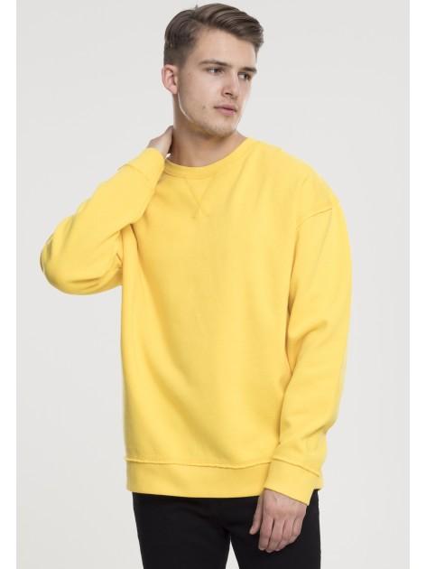 Oversized Open Edge Yellow