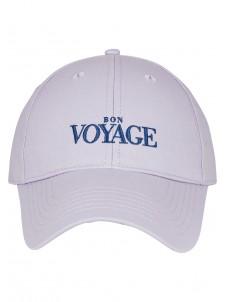 Bon Voyage Pale Lilac