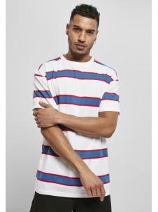 Light Stripe Oversize White/Sportyblue