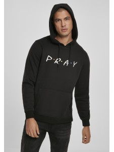 MT1284 Pray Wording Black