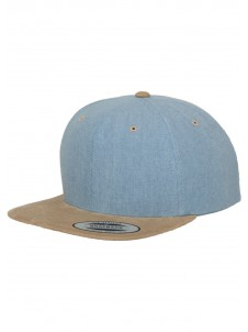 Chambray-Suede Blue/Beige