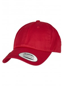 Low Profile Organic Cotton Red