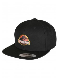 Jurassic Park Logo Black