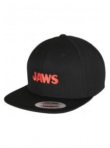 Jaws Logo Black