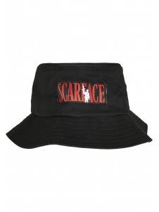 Scarface Logo Bucket Black