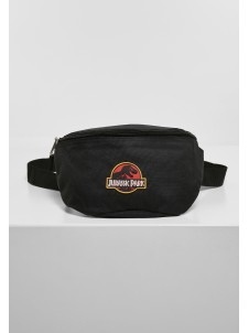 Jurassic Park Logo Hip Bag black one size