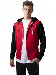 Relaxed 3-Tone Red/Black