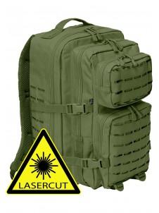 Big US Cooper Backpack olive  one size
