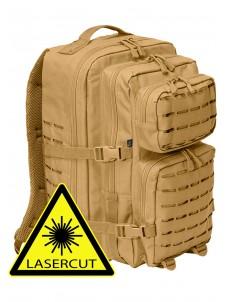 Big US Cooper Backpack camel  one size