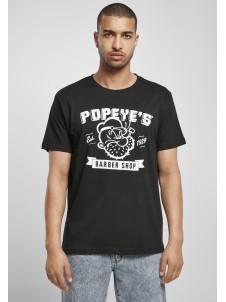 Popeye Barber Shop Black