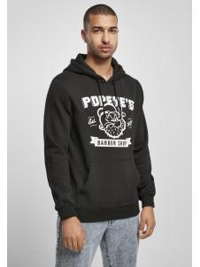 Popeye Barber Shop Hoody black L