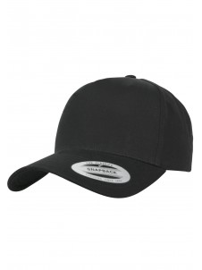 5-Panel Curved Classic Black