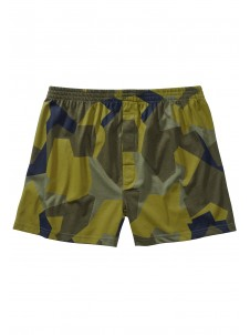 Boxershorts swedish camo L
