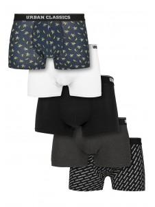 Bokserki Boxer Shorts 5-Pack