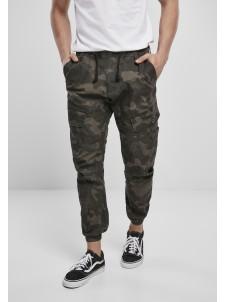 Spodnie Joggery Ray Vintage Dark Camo