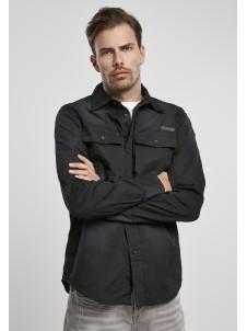 Koszula Hardee Denim Shirt Black