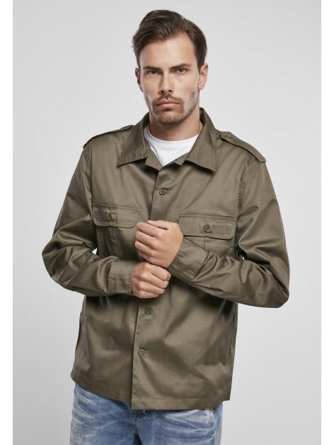 Koszula US Shirt Olive