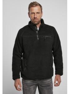 Bluza Polarowa Teddyfleece Troyer Black