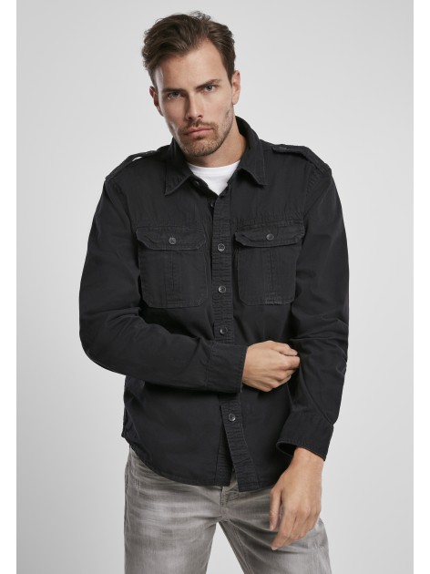 Vintage Shirt Black