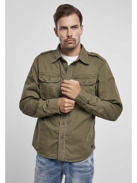 Koszula Vintage Shirt Olive