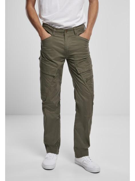 Spodnie Adven Slim Fit Cargo Olive