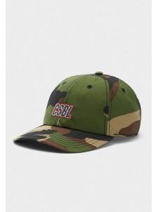 CSBL Bucktown Curved Cap mc one