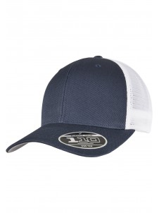 Czapka Snapback FLEXFIT 110 MESH CAP 2-TONE Navy/White