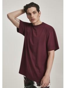T-shirt Tall Tee Redwine