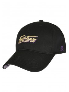 Feral Force Curved Cap black/mc one size