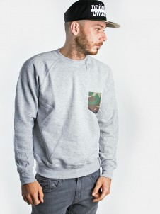 Camo Pocket Grey