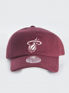 Throwback Miami Heat Burgundy