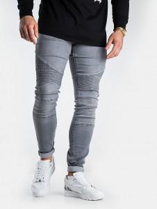 TB 1436 Slim Biker Grey