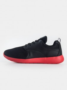 TB 1272 Light Runner Black/Fire Red