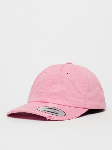 6245 DC Low Profile Destroyed Pink