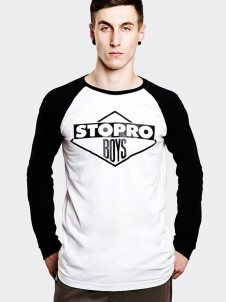 Stoproboyz White/Black