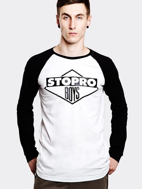 Stoproboyz White/Black