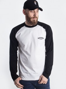 Dickies Baseball White/Black